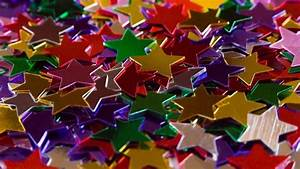 Colorful Stars Wallpapers