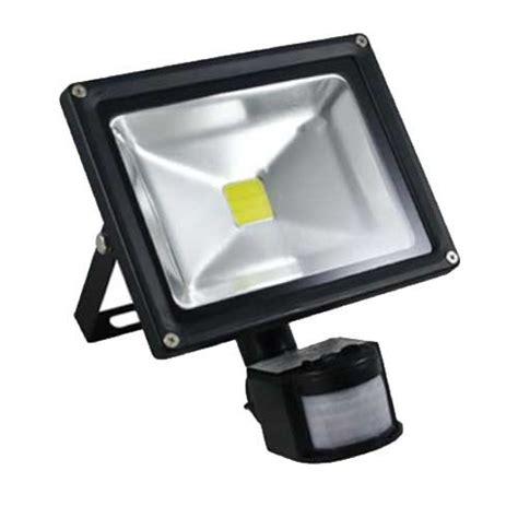 projecteur led avec détecteur de mouvement projecteur led 20w avec d 233 tecteur de mouvement electricit 233
