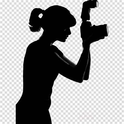 Photographer Silhouette Clipart
