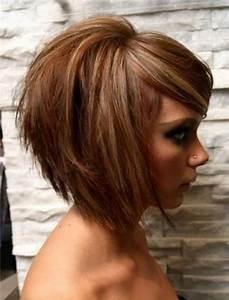 Coupe Mi Courte Femme : coupe cheveux mi long epais ~ Nature-et-papiers.com Idées de Décoration