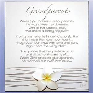Special Quotes For Grandparents. QuotesGram