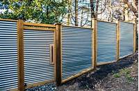 privacy fencing ideas Top 50 Best Privacy Fence Ideas - Shielded Backyard Designs