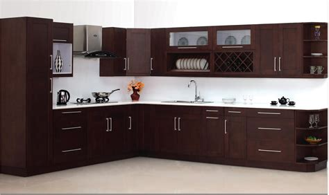 Kitchen Color Ideas With Maple Cabinets - elegant espresso kitchen cabinets randy gregory design