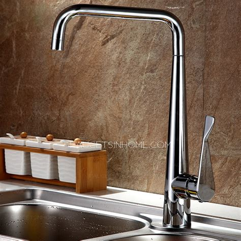 best kitchen sink faucets best brass rotatable kitchen sink faucet on 4549