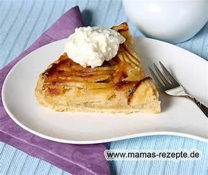 Mamas Rezepte : apfel mandel tarte mamas rezepte mit bild und kalorienangaben ~ Pilothousefishingboats.com Haus und Dekorationen