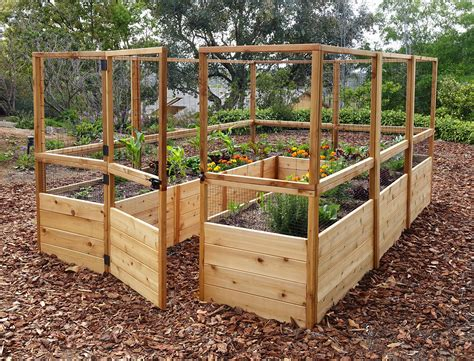 deer proof garden vegetable garden photo gallery gardens to gro