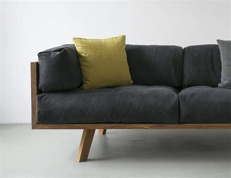 Linen And Loveseat by The Oak Linen Sofa From Nutsandwoods 187 Gadget Flow