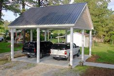These easy and free detailed instructions list all the needed building materials, tools and exact measurements so. Woodwork Carport Plans Pinterest PDF Plans