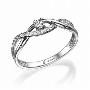 infinity engagement ring infinity ring forever ring With infinity engagement ring with wedding band