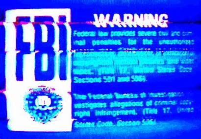 Fbi Warning Loading