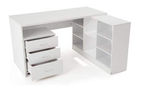 etagere sur bureau bureau blanc avec etagere caisson bureau lepolyglotte