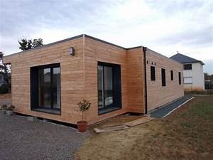 Pop Up House Avis : maison 126 m en bretagne popup house ~ Dallasstarsshop.com Idées de Décoration