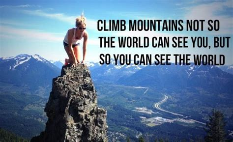 inspirational climbing quote quote number