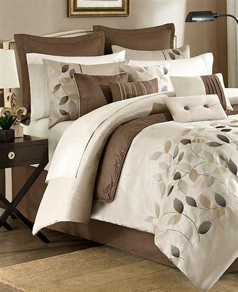 jla home serene queen 12 piece embroidered comforter set