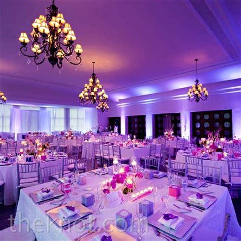 blue purple wedding decorations essentially engaged