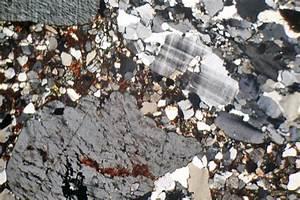 Torridon Arkose Sandstone Scotland Thin Section Microscope