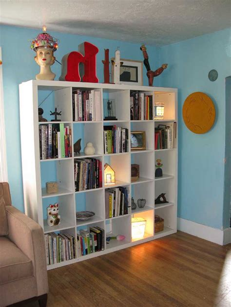 Bookshelves As Room Focus by 35 Creative Bookcases Design Ideas Decoration