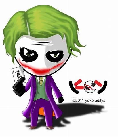 Chibi Joker Drawing Serious Why Drawings Easy