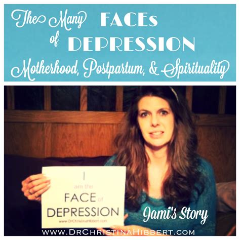The Many Faces Of Depression Motherhood Postpartum