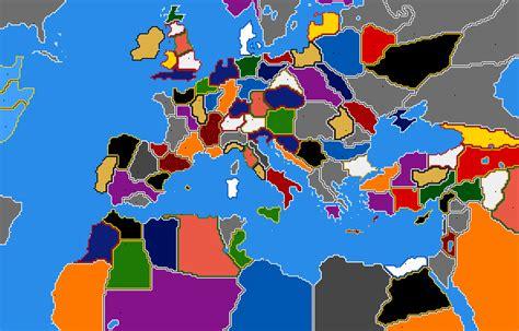 Taw Blog Random Campaign Scenarios For Medieval Total War