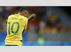 Neymar scores first Olympic goal, both Brazil teams into