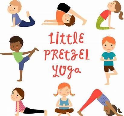 Yoga Transparent Kid Children Birthday Fare Casa