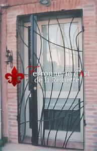 Barre De Sécurité Pour Porte D Entrée : installation grille de d fense sur saint maximin ~ Premium-room.com Idées de Décoration