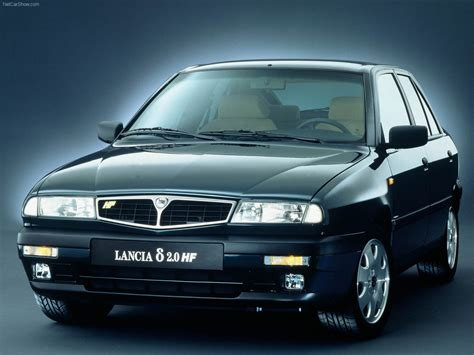 Lancia Delta picture # 01 of 06, Front Angle, MY 1993 ...