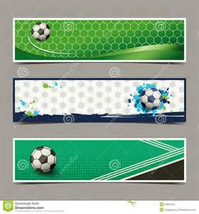 Soccer Banner Designs