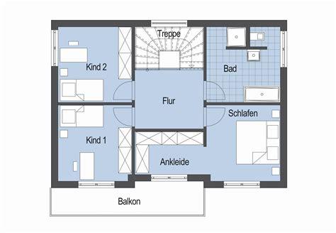 Einfamilienhaus Mit Integrierter Doppelgarage Grundriss by Haus Mit Integrierter Garage Grundriss Fotografie Gewaltig