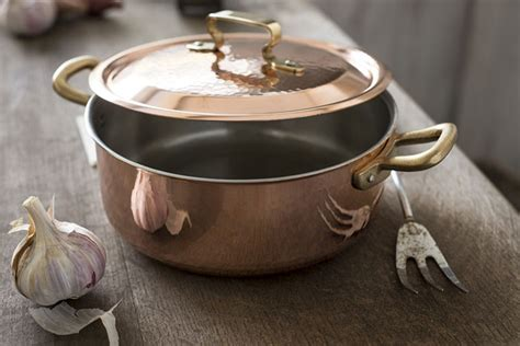 copper cookware reactive mentioned highly means material before which