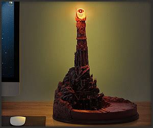 Eye Of Sauron Desk L by Awesome Ls