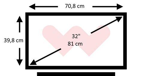 Televisiones de 32 pulgadas en centímetros Blog de Worten