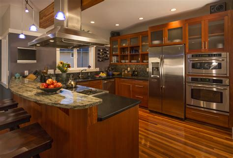 style cuisine interieur maison style americain