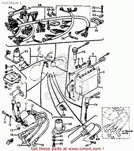 1983 Yamaha Xj 750 Wire Diagram  1983  Free Engine Image For User Manual Download