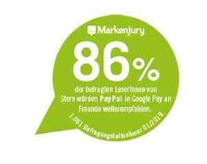 Paypal Freunde Einladen : das urteil der markenjury zu paypal und google pay ~ Orissabook.com Haus und Dekorationen