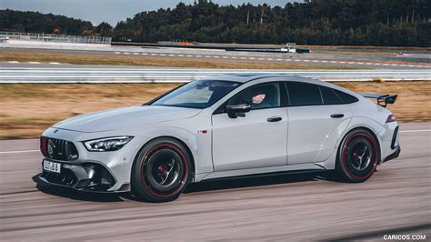 .about the mercedes benz gt900 brabus rocket one of ten for petrolheads: 2021 BRABUS ROCKET 900 ONE OF TEN based on Mercedes-AMG GT 63 S 4MATIC+ - Front Three-Quarter ...