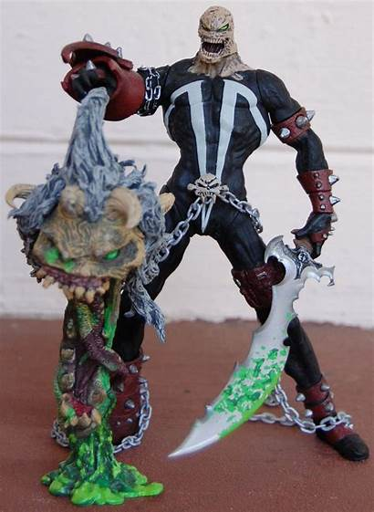 Spawn Action Figures Toys Mcfarlane 2001 Classic