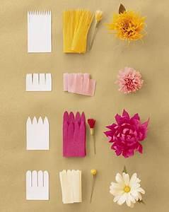 Papierblumen Aus Servietten : blumen basteln zur fr hlingsdeko blumen basteln fr hlingsdeko und blumen ~ Yasmunasinghe.com Haus und Dekorationen