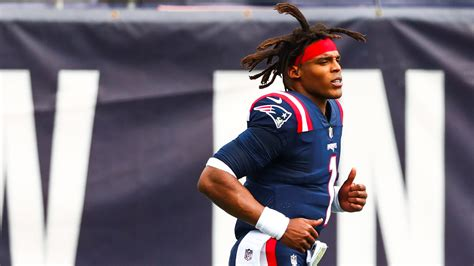 Report: Patriots QB Cam Newton tests positive for COVID-19 ...