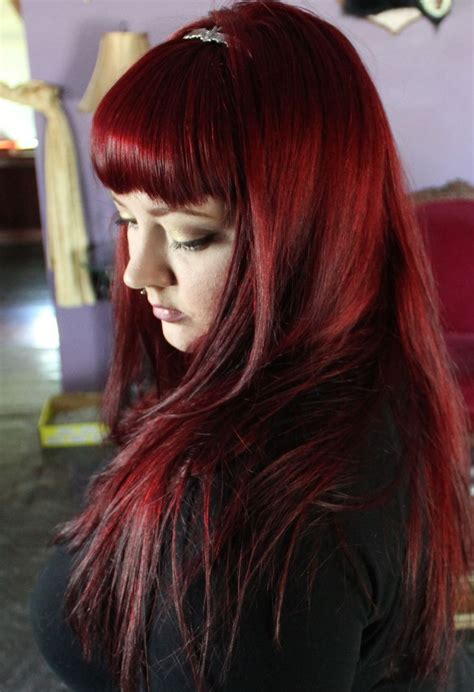 How To Get And Keep Bright Red Hair Bright Red Hair Red