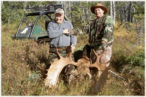 Newfoundland Moose Hunting Outfitter Lodges