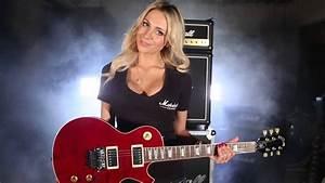 Alex Lifeson Les Paul Axcess Guitar Marshall Fridge