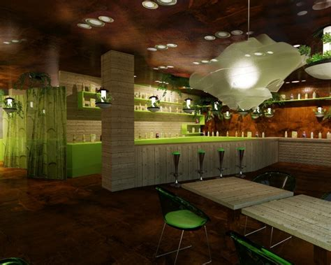 contemporary restaurant bar interior design ideas