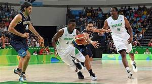 Nigeria men's basketball team plagued by issues in RIo ...