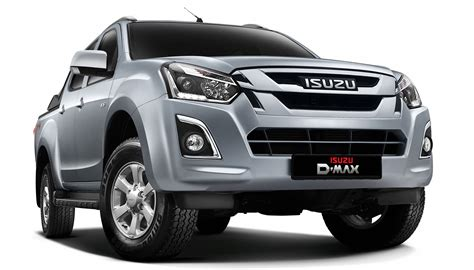 isuzu dmax 2016 isuzu d max facelift launched in malaysia three trim