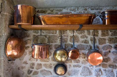 buy copper cookware  france