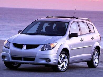 blue book value for used cars 2003 pontiac aztek on board diagnostic system 2003 pontiac vibe pricing ratings expert review kelley blue book