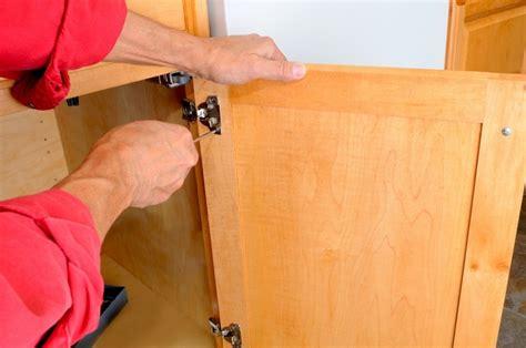 repair  broken cabinet door  rta store