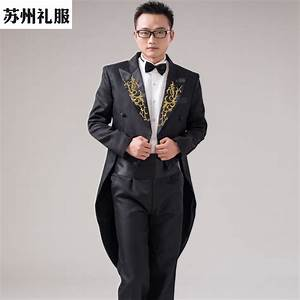 Cosplay Male male tuxedo formal male clothes tuxedo The ...